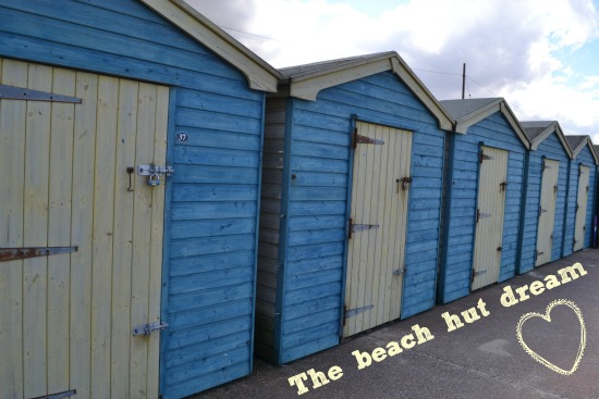 Beach huts, Minnis Bay