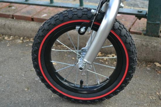 Boomer balance bike tyres