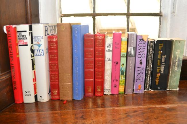 books-on-windowsill