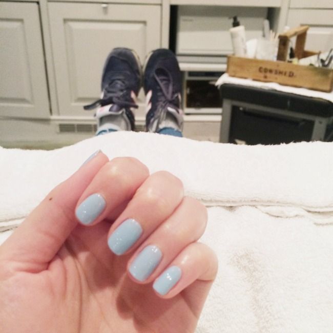 Cowshed manicure