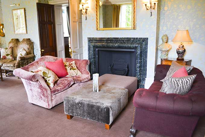 Review of luxury family hotel, The Elms in Worcestershire
