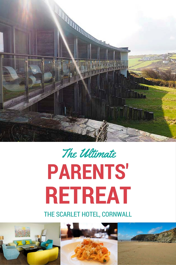 Why The Scarlet Hotel is the ultimate place for parents to get a break