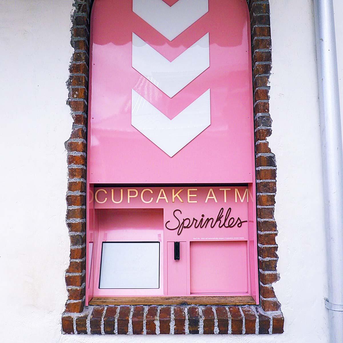 Sprinkles Cupcake ATM, Orlando