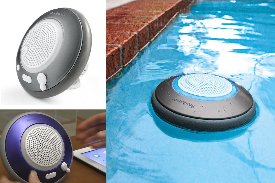 Badkamer Speaker Bluetooth : Bluetooth shower speaker reviews. 1byone outdoor waterproof