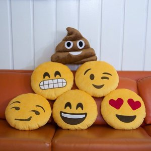 Emoji Pillows - 1