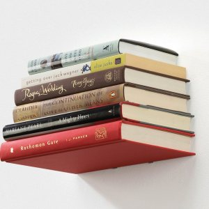 Umbra Conceal Wall Book Shelf - 1