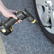 The Only Automatic Tire Inflator