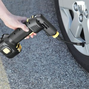 Automatic Cordless Tire Inflator 2