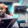 GAEMS M155 REVIEW UNBOXING (PS4 SETUP & GAMEPLAY)