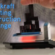 Hoverkraft Levitating Construction Challenge from ThinkGeek