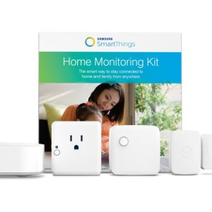 Samsung SmartThings Home Monitoring Kit - 1