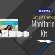 Samsung SmartThings Monitoring Kit F-MON-KIT-1 - Overview