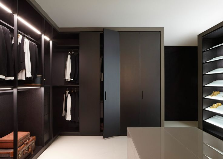 Top 40 Modern Walk in Closets   Your No 1 source of Architecture and         closet10 Top 40 Modern Walk in Closets