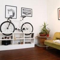 Awesome Bike Furniture By Designer Manuel Rossel