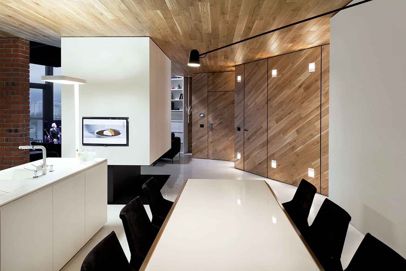 Loft Apartment By Studio Mode Your No1 Source Of