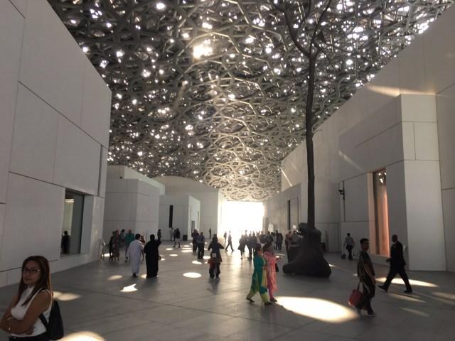Louvre Abu Dhabi Virtual Tours and Virtual Sightseeing