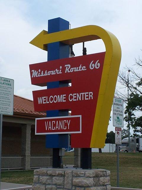 Missouri Welcome Center