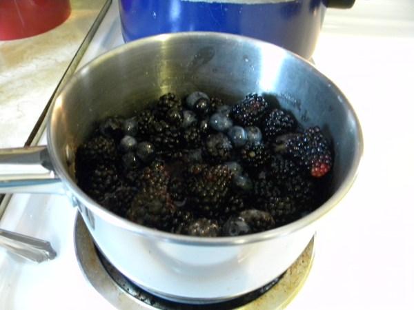 Black and Blue Cobbler Recipe