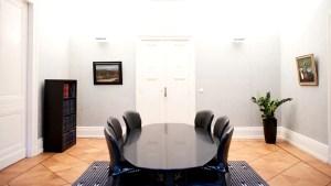 Zimmer in der Kanzlei von Matthias Dols