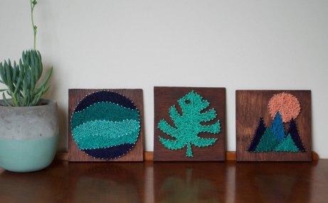 string-art-trio-cuadros-mesa