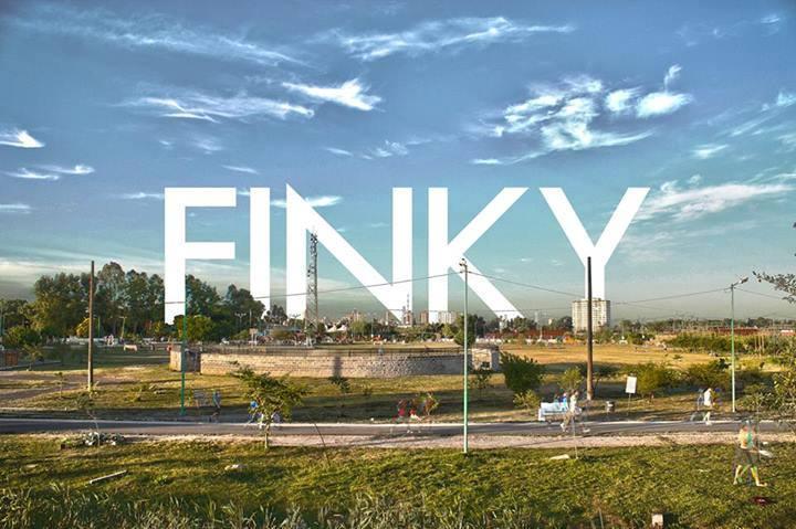 Parque Finky: Un hermoso espacio verde escondido en zona sur