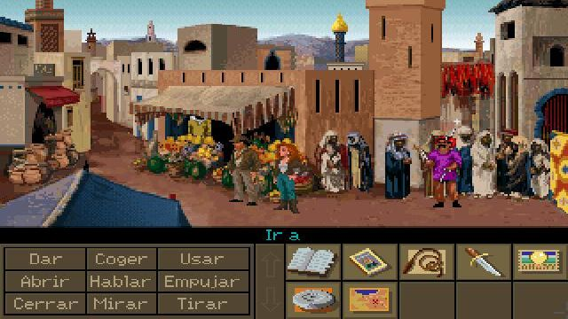 Indiana Jones and the Fate of Atlantis gratis para PC