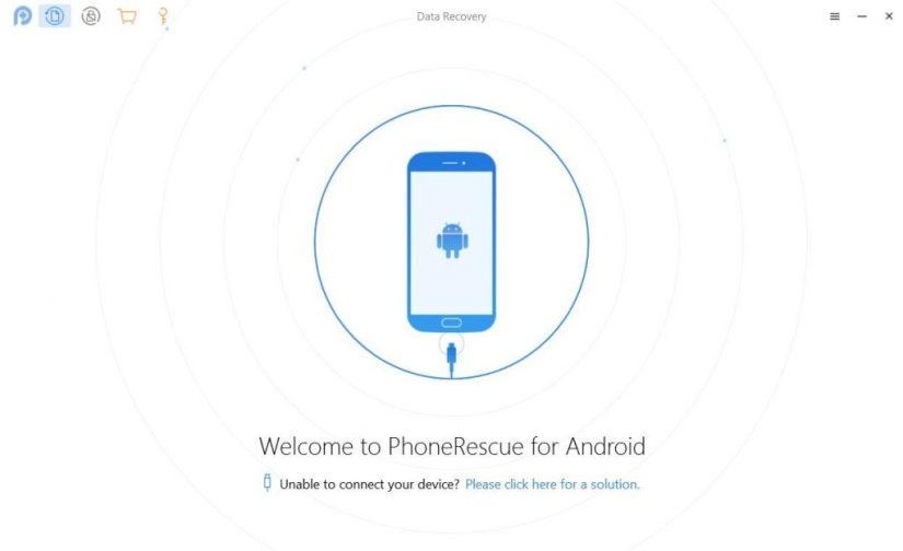 PhoneRescue: Recuperar fotos borradas accidentalmente en iPhone y Android