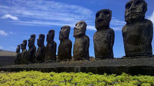 Rapa Nui o La Isla de Pascua (Chile)