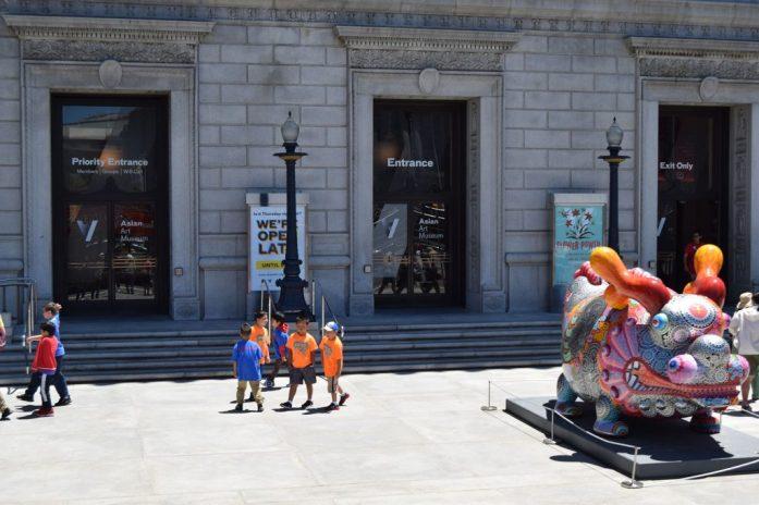 San Francisco Asian Art Musem