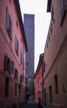 Torre Prendiparte. Bolonia. Italia 2017.
