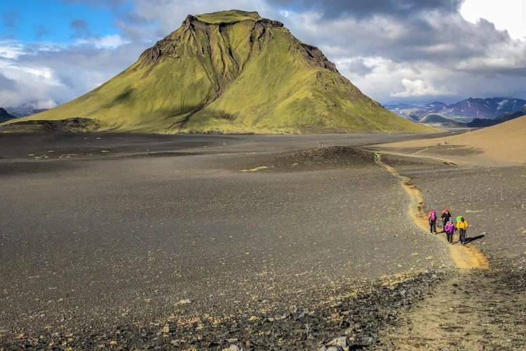 Volcán Hattafell