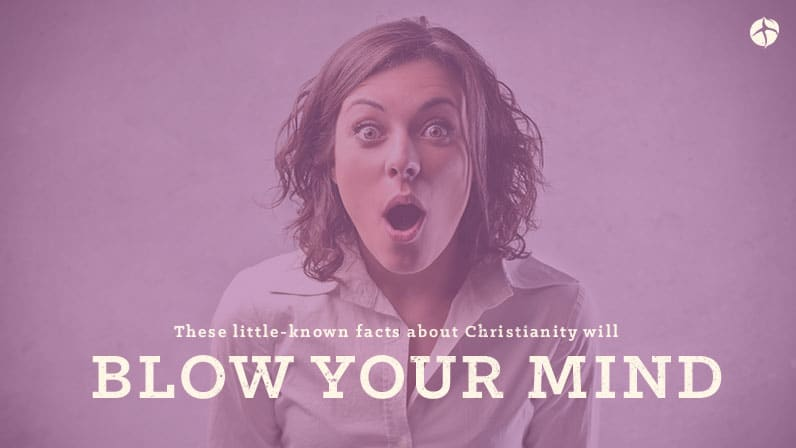 Little-known fact about Christianity will blow your mind