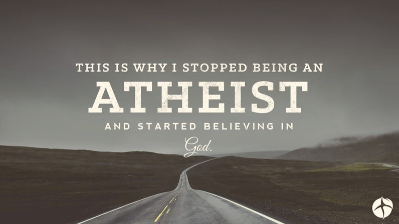 This is why I stopped being an atheist and started believing in God
