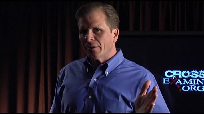 Dr. Frank Turek of Crossexamined.org