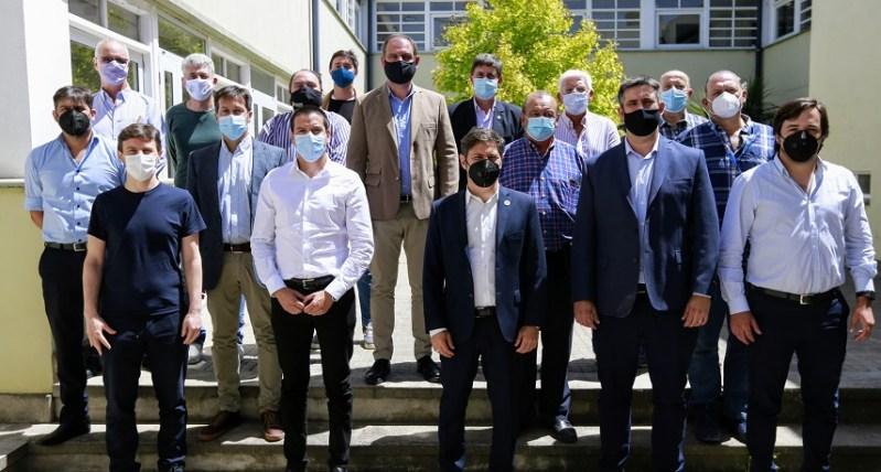 """Resultado de imagen para Kicillof: """"Estamos derrotando una campaña antivacuna de miedo y sabotaje"""""""