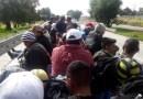 Con la esperanza en el bolsillo: estampas de la caravana de refugiados centroamericanos