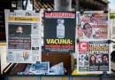 Escándalo de vacunación en Perú: cientos de personas fueron vacunadas en secreto anticipadamente, dice el presidente