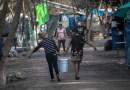 Primer grupo de 25 migrantes del campamento Matamoros en México cruzará a Estados Unidos