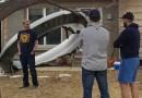 Vuelo de United Airlines regresa a aeropuerto, después de que cayeran escombros de avión a las afueras de Denver
