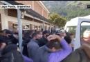 Seis detenidos por las agresiones del sábado al vehículo del presidente Fernández