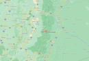 Ceniza del volcán Sangay cae en 5 provincias de Ecuador