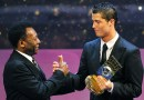 Pelé felicita a Cristiano Ronaldo por superar su récord goleador