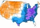 Cambios de temperatura, inundaciones y advertencias: el clima en EE.UU. será como una montaña rusa esta semana
