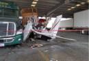 Seis personas muertas deja accidente de avioneta en Nuevo León, México