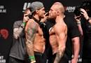 UFC: Dana White confirma pelea entre McGregor y Poirier