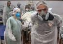 En Brasil, trabajadores de salud abrumados describen lo que es luchar contra la peor ola de covid-19 hasta ahora