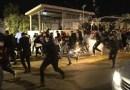 Docenas de palestinos resultan heridos en choques con la policía de Israel; extremistas judíos marchan al grito de 'Muerte a los árabes'