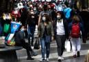 Detienen a 158 personas por «infringir las normas sanitarias vigentes» en Santiago de Chile