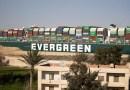 Egipto incauta el barco Ever Given como indemnización de más de US$ 900 millones para el canal de Suez