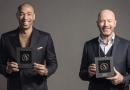 Alan Shearer y Thierry Henry son elegidos como los primeros miembros del Salón de la Fama de la Premier League